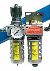 pneumatische Gewindeschneidmaschine, air tapping machine (Druckluft)