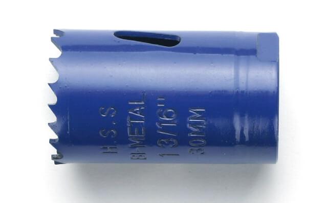 Lochsägen, Bohrkronen, Dosenbohrer HSS Bi Metal für Bohrungen